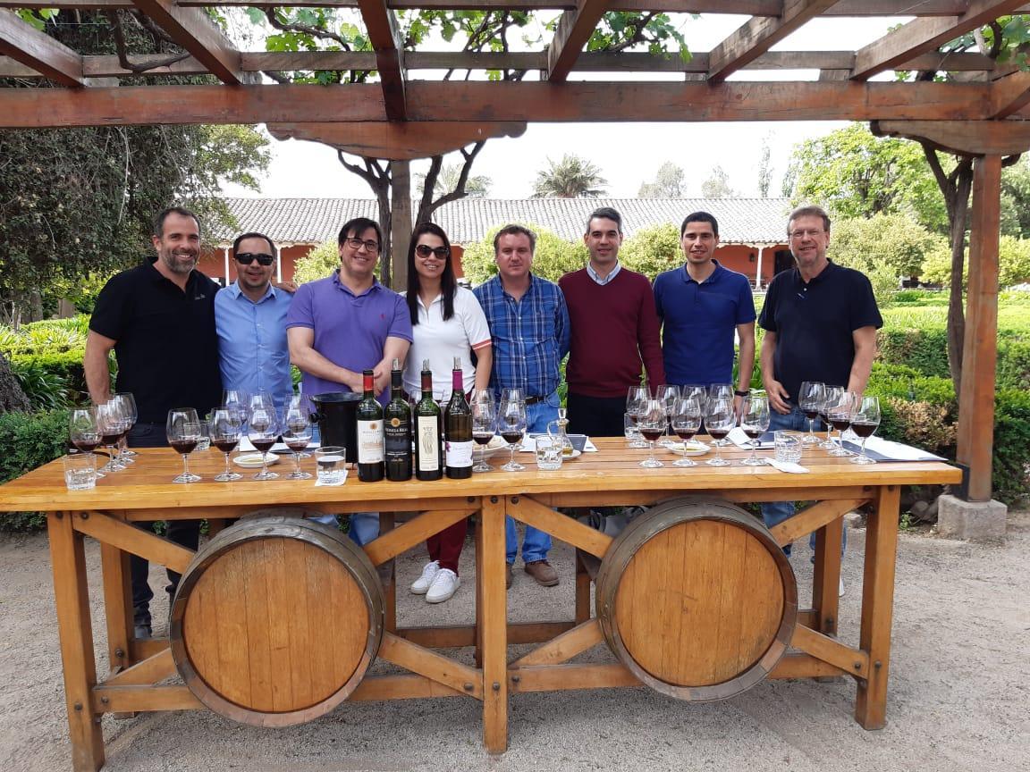 Wines of Chile cuenta con dos nuevos embajadores para el mercado brasileño