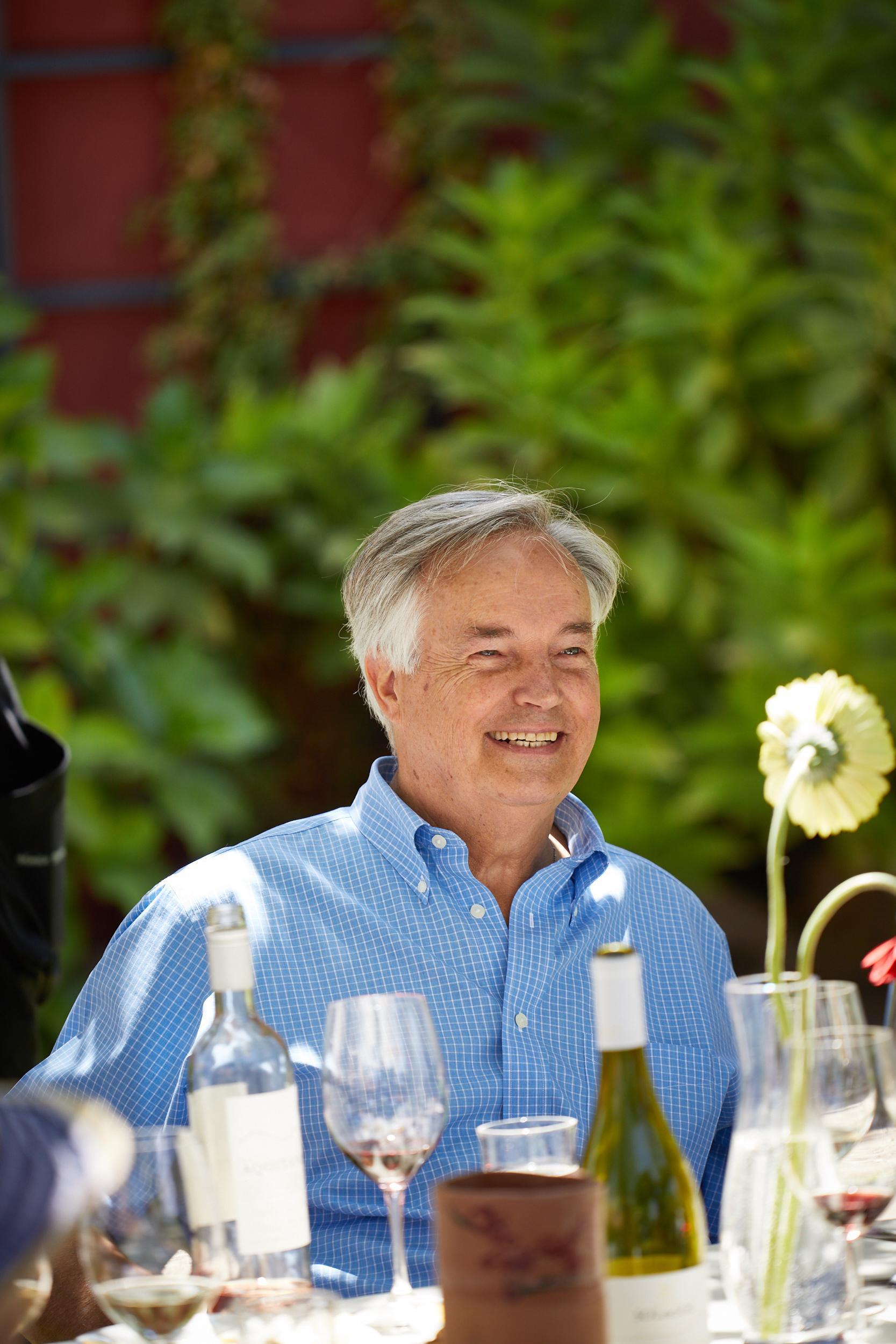 Entrevista a Felipe de Solminihac, Tim Atkin's Legend Winemaker 2021